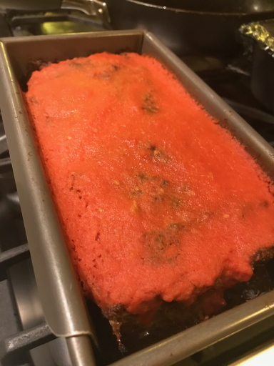 Beef and Italian Sausage Meatloaf